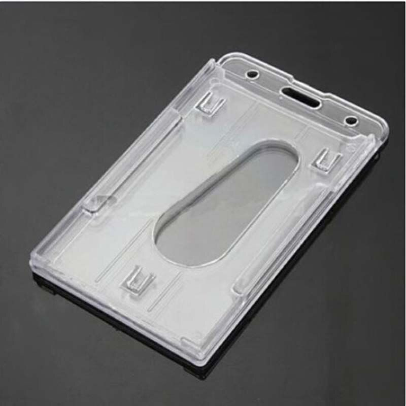 car registration and insurance card holder with magnetic closure