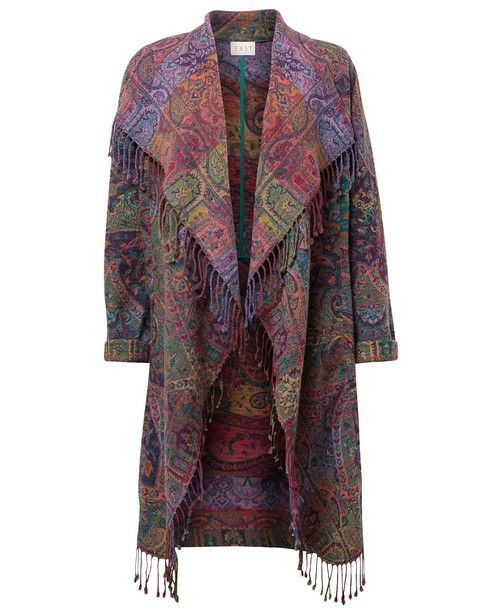 Waterfall Shawl Coat