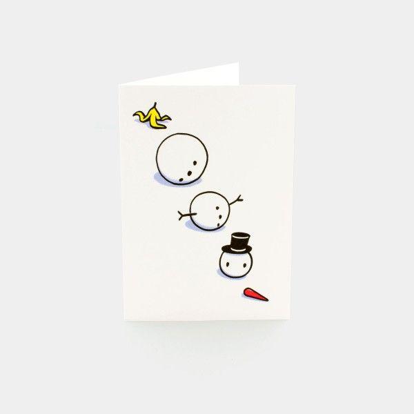 Christoph Niemann Weihnachtskarten
