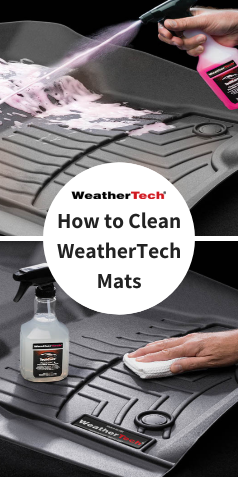 Are You Wondering How To Clean Your Weathertech Mats Or