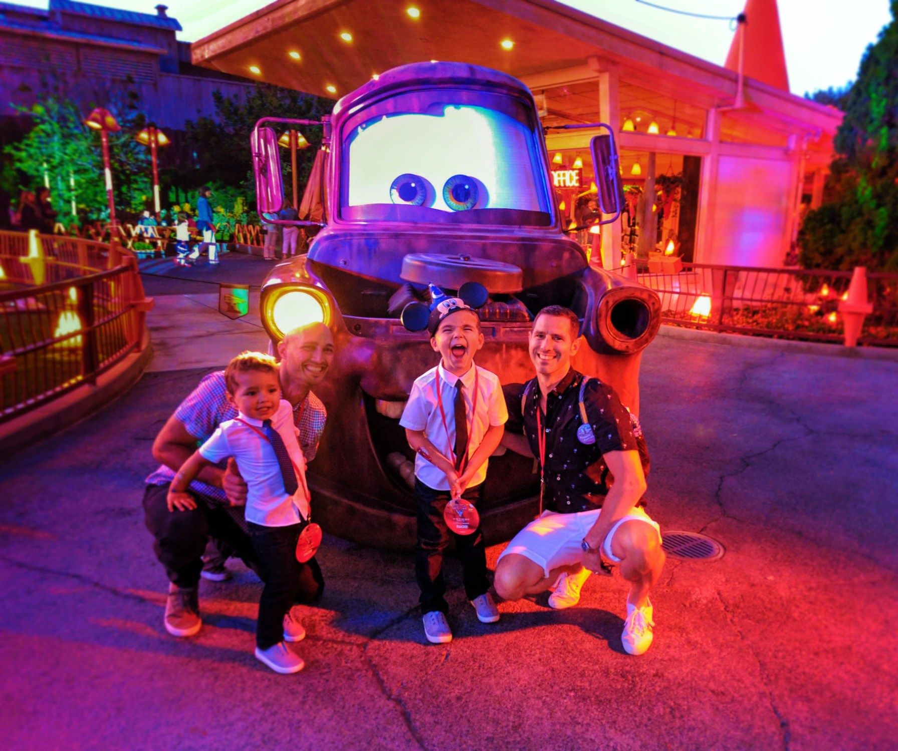 Disney S California Adventure With Kids Family Guide For