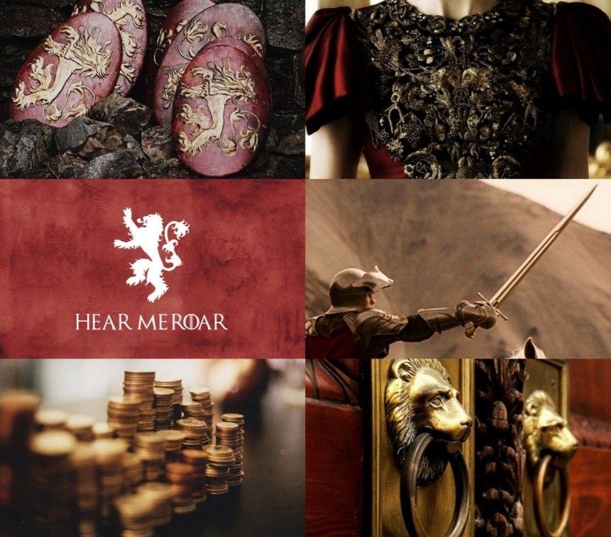 House Lannister Aesthetic Lannister Aesthetic Acrylic Wedding