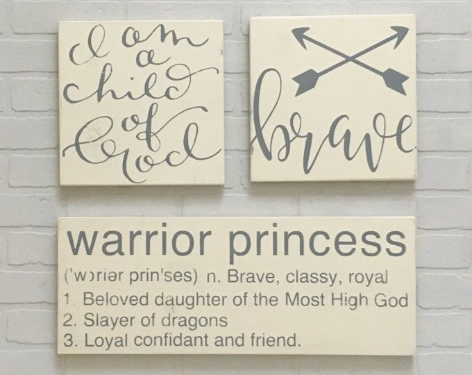 Warrior princess sign warrior princess definition sign warrior sign painting voltagebd Choice Image