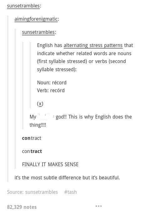 I Had A Semester On Stress And You Got It I Also Got Stress From Learning Stress Palabras Vocabulario En Ingles