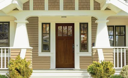 Entry Doors Classic Craft Oak Therma Tru My Entry Door