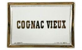 Cognac Tray I Jayson Home