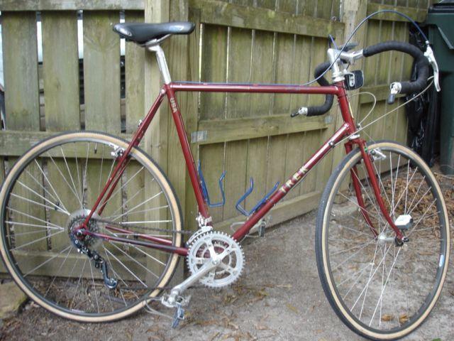 Vintage Trek 720 Touring Bike 1984 Very Original 25 5 Touring