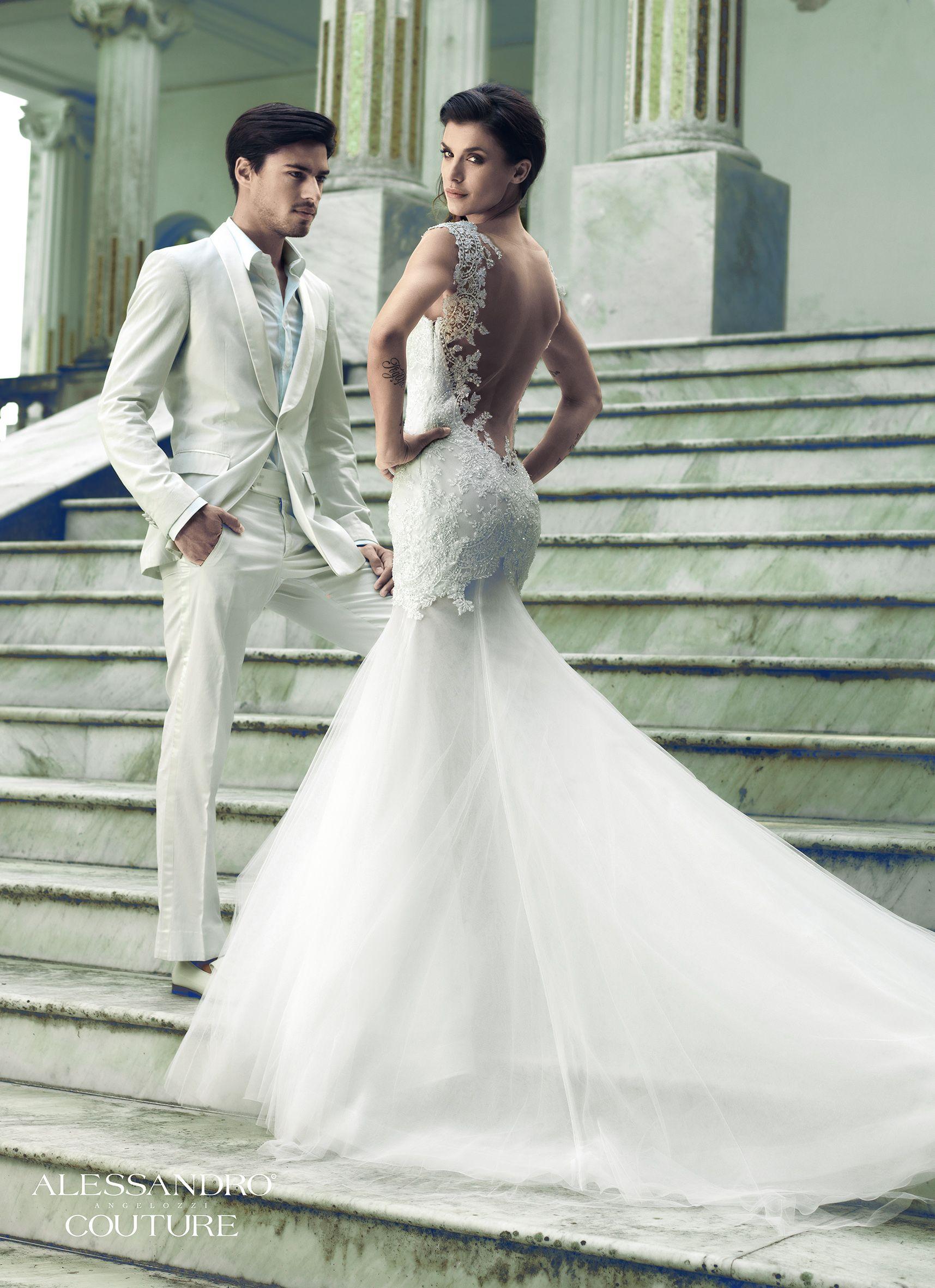 #elisabettacanalis #alessandroangelozzicouture #famous wedding