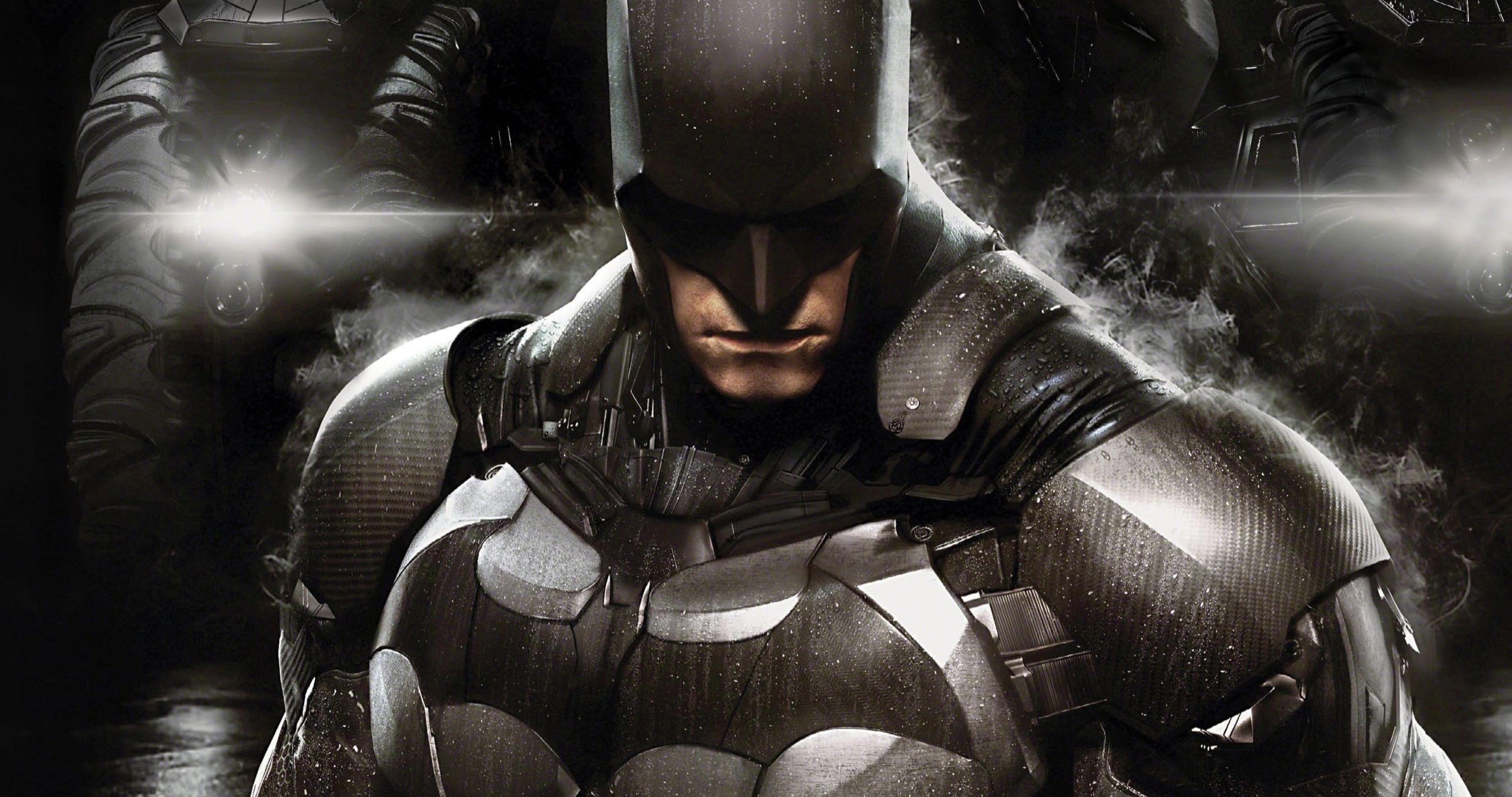 Batman Arkham Knight Bruce Wayne 4k Ultra Hd Wallpaper Batman Batman Arkham Superhero