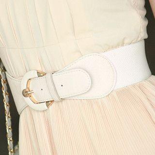 Elasticized Belt