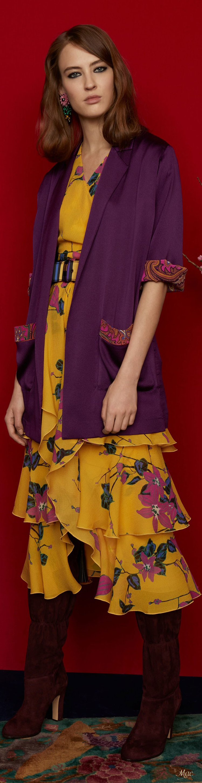 Pre Fall 2018 Etro | Pre Fall 2018 | Pinterest | Colorful fashion