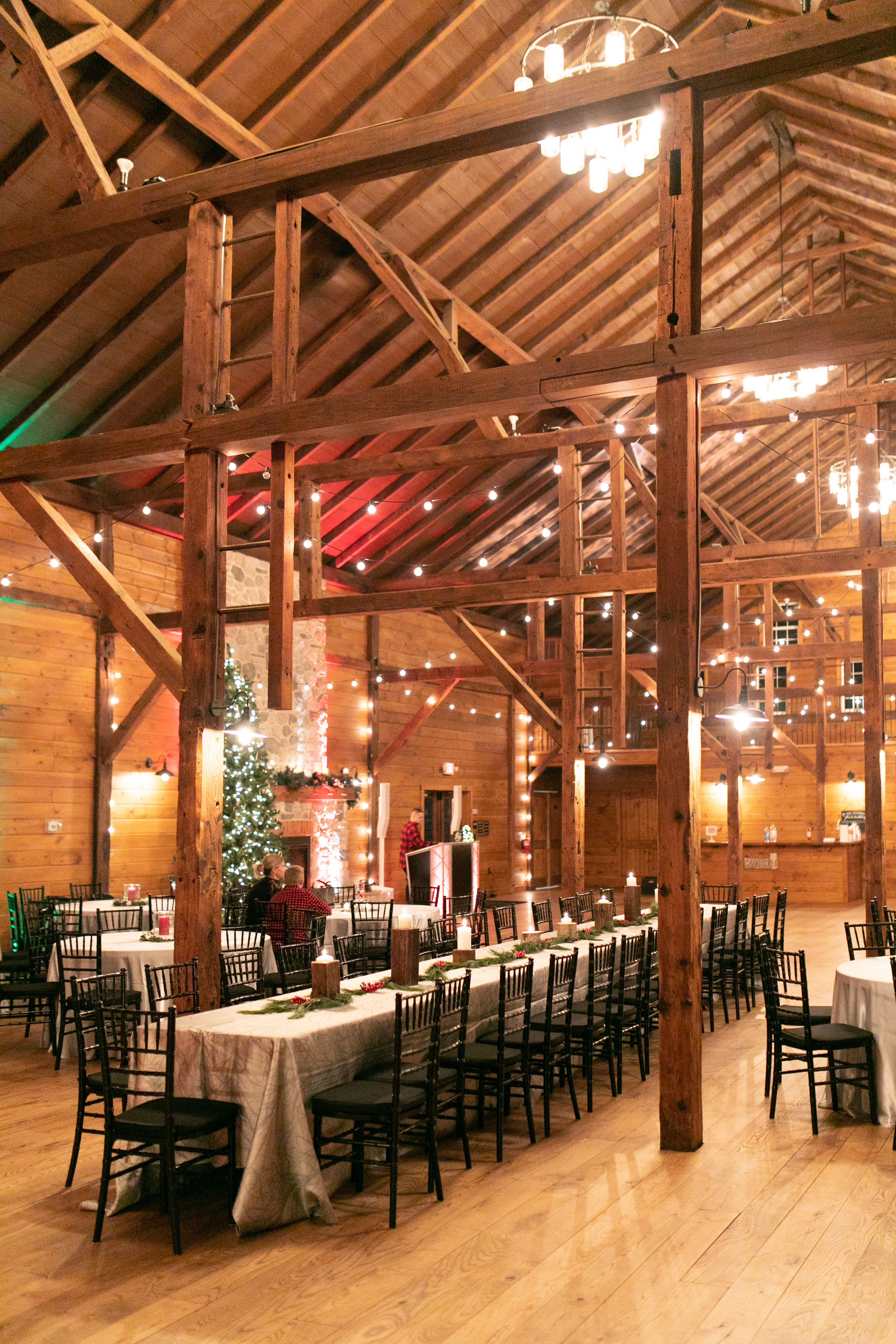 Barn Winter Wedding | Beautiful wedding venues, Winter ...