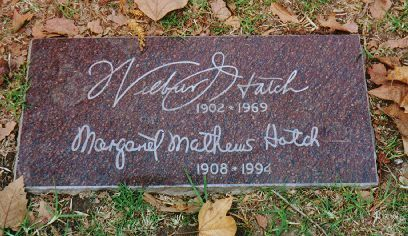 Wilbur Hatch - American music composer who worked primarily