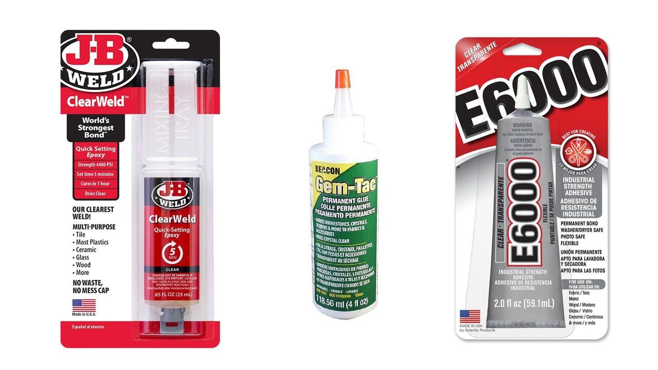 Top 5 Best Glue For Glass To Metal Reviews 2016