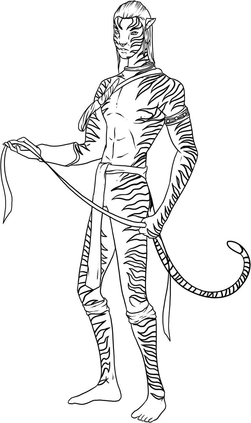 avatar movie coloring pictures | Coloring pages | Pinterest | Avatar ...