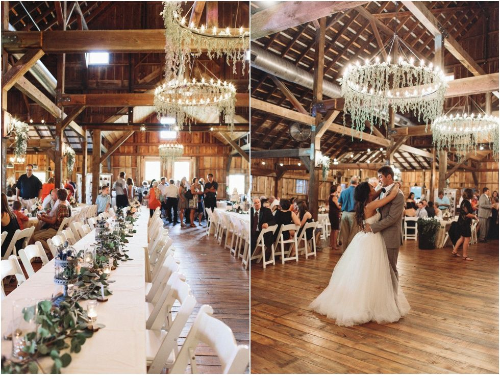 Sami Jared Married Barn Wedding Decorations Nebraska
