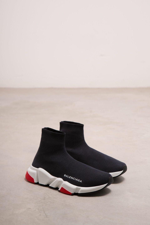 cheap for discount 06e10 5a1e2 BALENCIAGA ZAPATILLA SPEED TRAINER Balenciaga Speed Trainer, Nike Tanjun,  Balenciaga Shoes, Shoes Sneakers