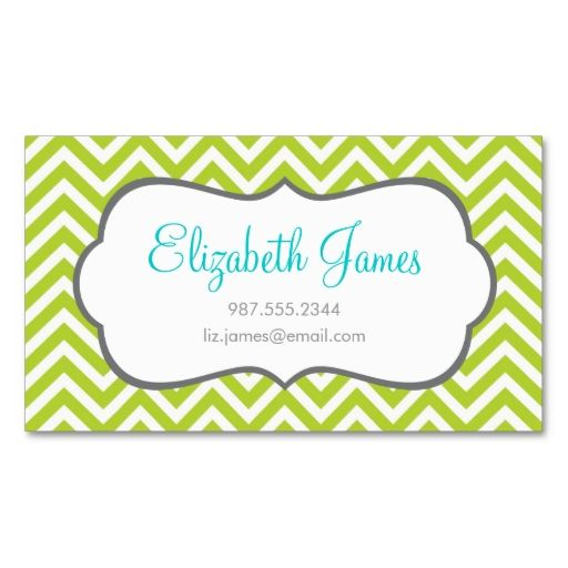 Apple green chevron business card green chevron business cards apple green chevron business card green chevronall you need isbusiness cardsmake your ownapples reheart Choice Image