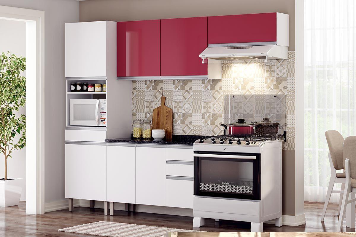 Cozinha Completa Itatiaia Clarice De A O Cz66 Com Mega Descontos