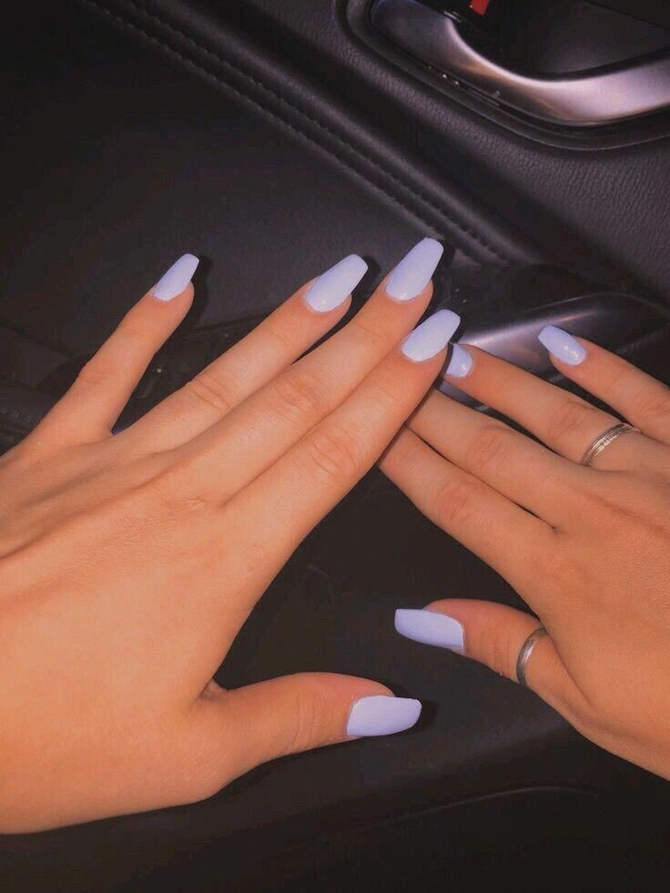✰ ?????????: @?????????… - Best Pinterest Blog - Short acrylic nails coffin - abbey Blog