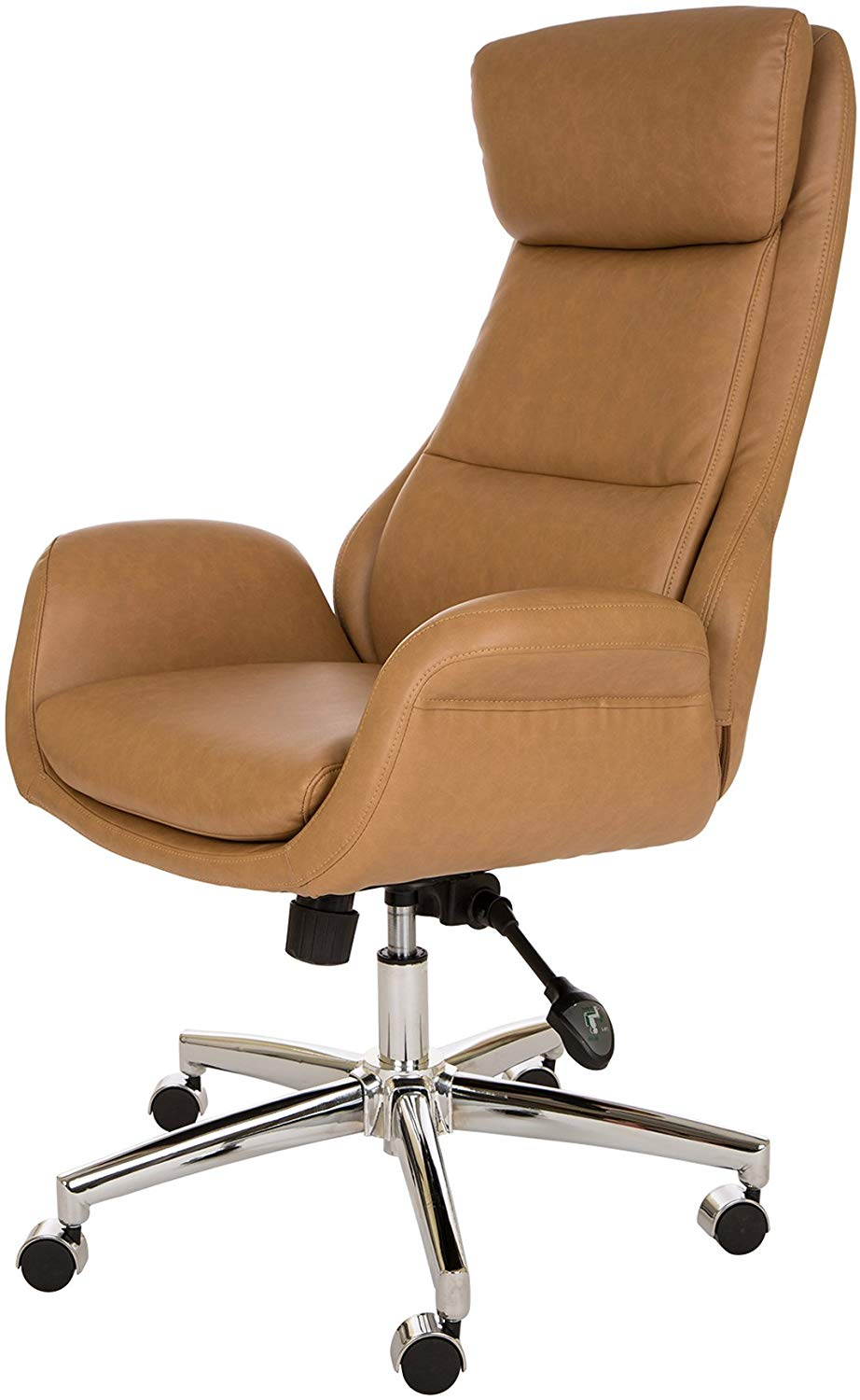 Glitzhome Adjustable HighBack Office Chair