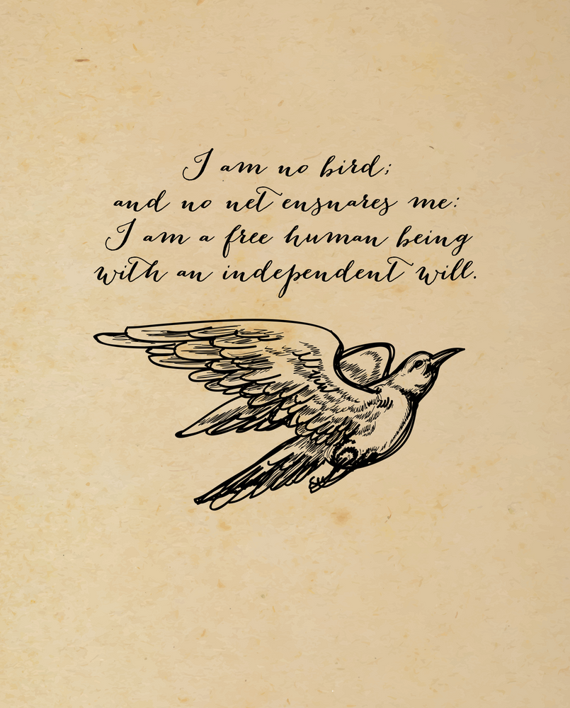 Charlotte Bronte Quotes About Writing
