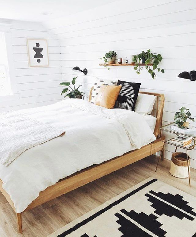 Best This Clean And Simple Boho Bedroom Is All About The 400 x 300