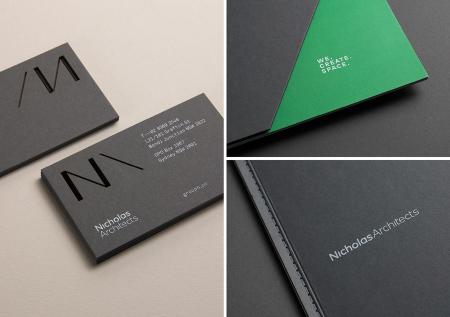 New Logo for Nicholas Architects by Strategy Design — BP&O ...