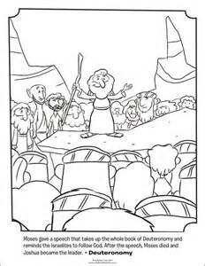The Israelites In Wilderness Coloring Pages Bing Images Bible