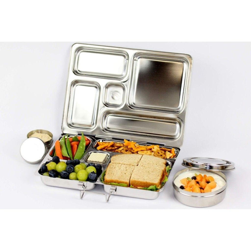 PlanetBox Rover Lunchbox makes dieting and portion control easy-just ...