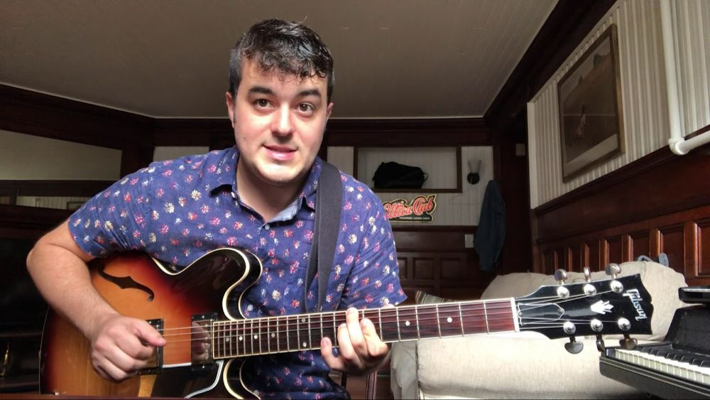 Just For Me Guitar Lesson Spanky Alford Chords Youtube