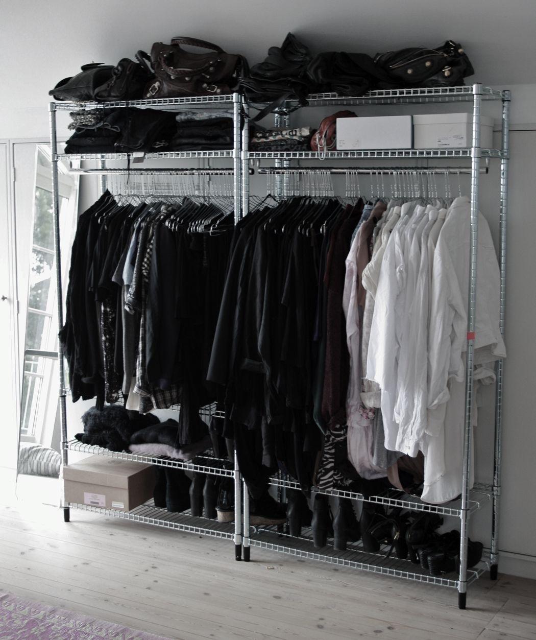 arri re the wardrobe challenge my flat pinterest garderobe kleiderschrank und schrank. Black Bedroom Furniture Sets. Home Design Ideas