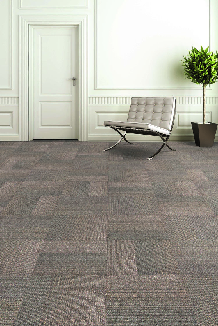 carpet square tiles great for offices and playrooms flooring rh pinterest com
