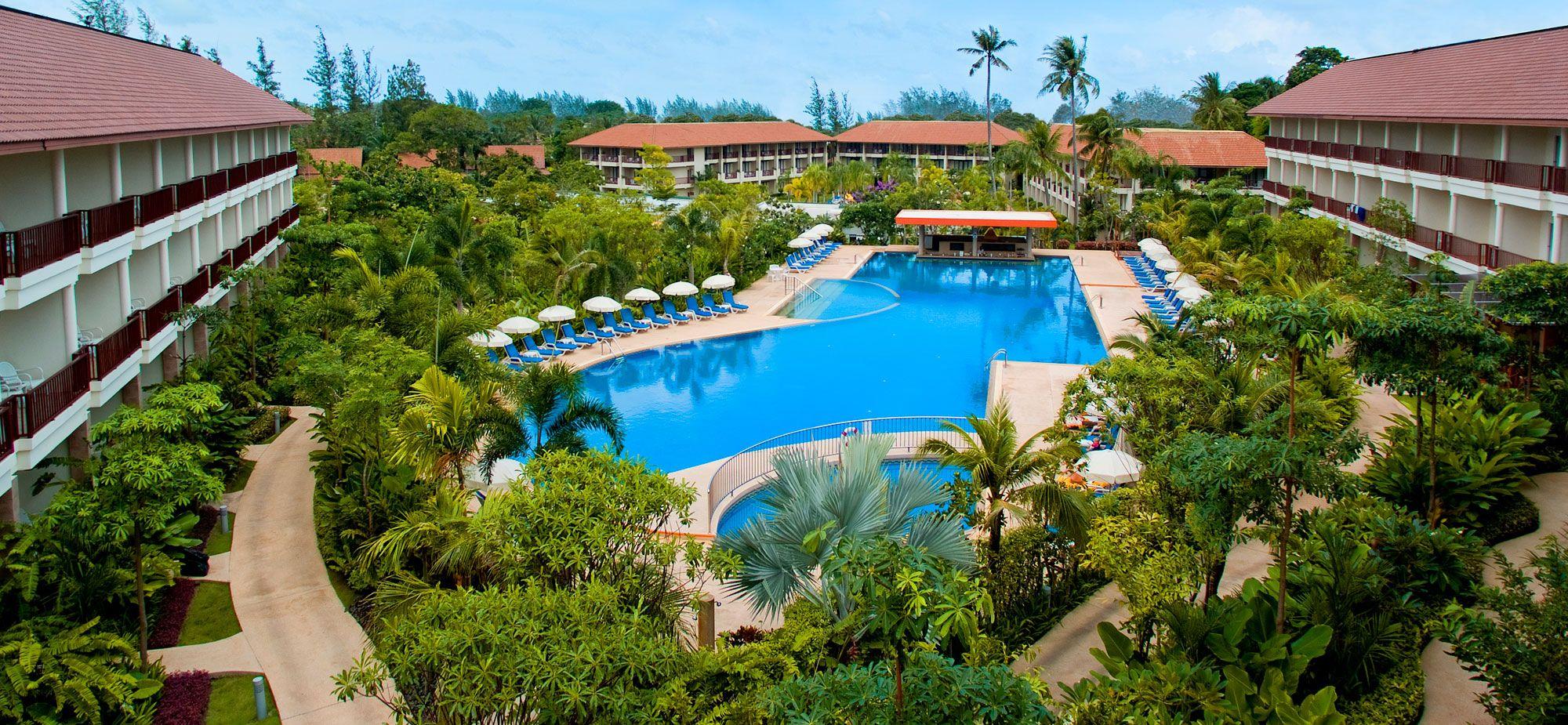 Sawasdee Village Hotel Resort Kata Phuket Thailand
