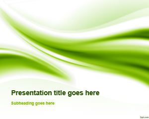 Free green abstract curves powerpoint template free powerpoint free green abstract curves powerpoint template free powerpoint templates toneelgroepblik Gallery