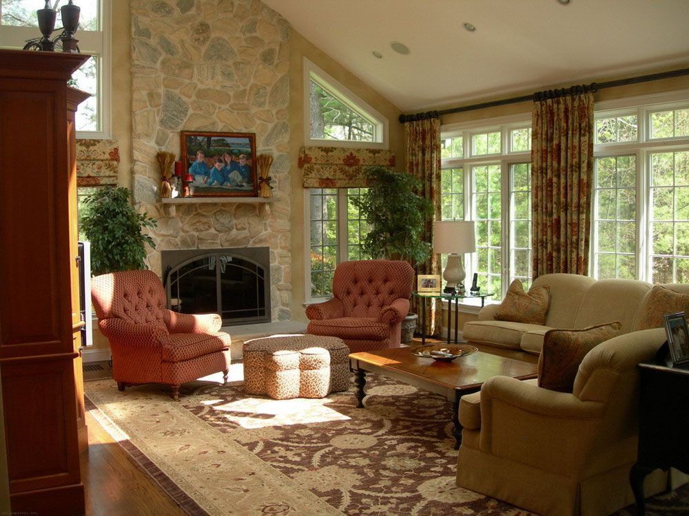 The Beauty Of English Country Style Home