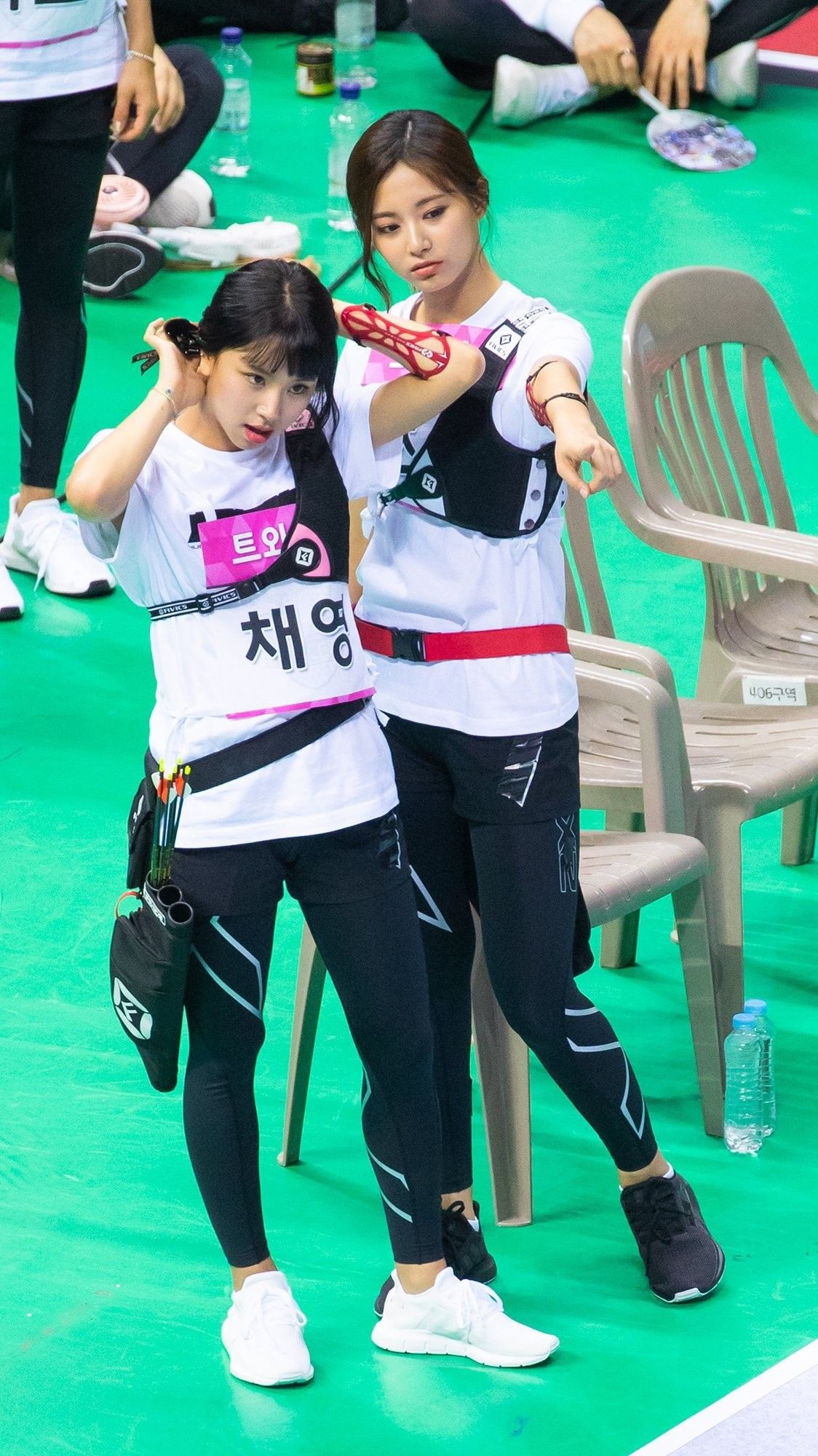 Twice Mbc Chuseok Special Feature 2018 Idol Star Athletics Championship One In A Million Korean Girl Groups South Korean Girls
