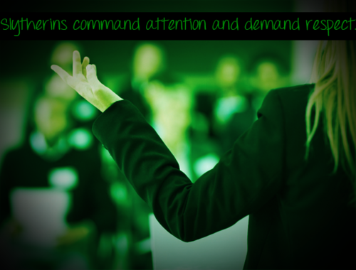 We command attention and demand respect... Fear is optional.