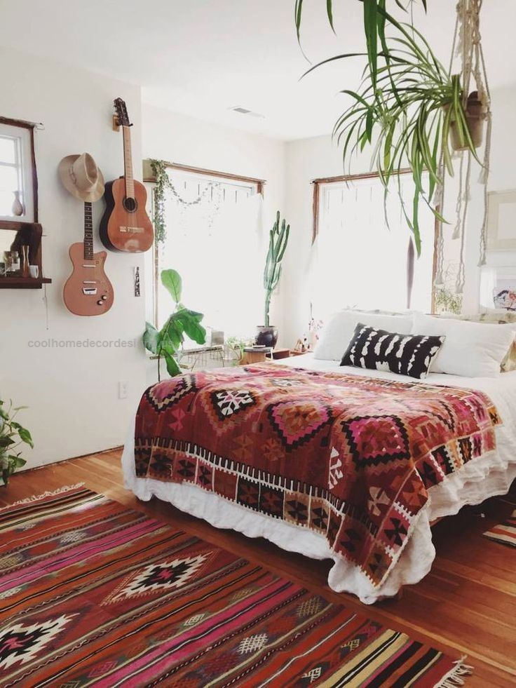 Room 31 Best Bohemian Decorating