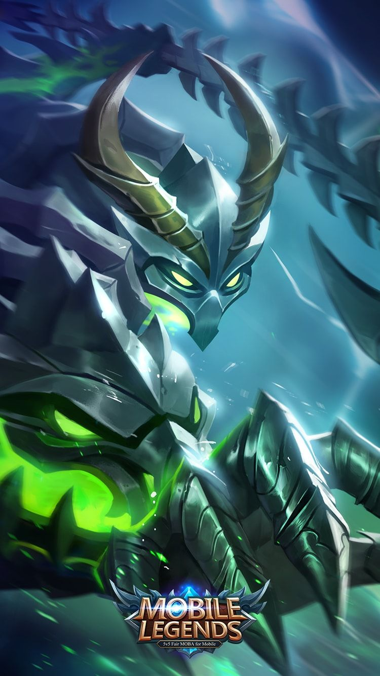 Wallpaper Mobile Legends Moskov Skin Moskov Favorit Warpath