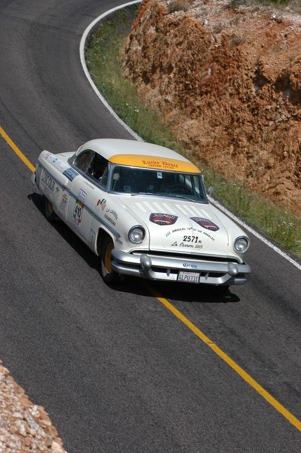 La Bestia Chris Reichardt S Carrera Lincoln Hot Rods Pinterest