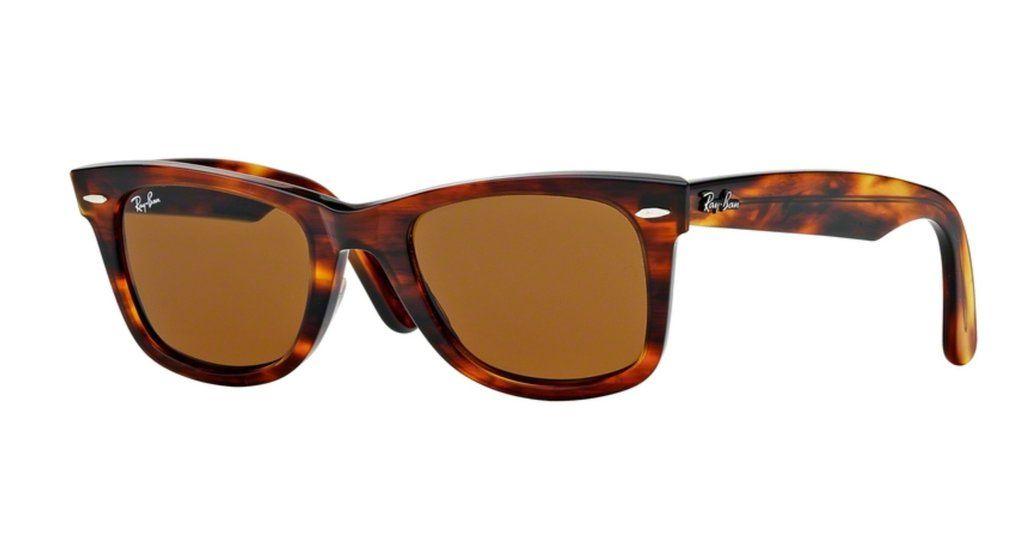 794015fb03 Ray-Ban RB2140-954 Light Tortoise Shell Original Wayfarer Sunglasses ...