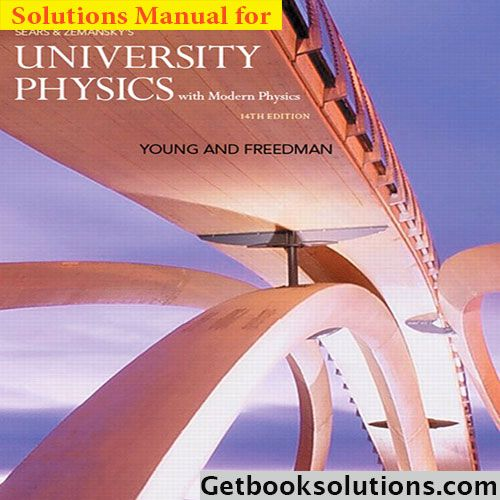 young and freedman university physics 12th edition pdf