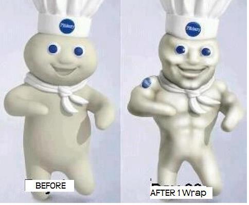 Sexy pillsbury doughboy