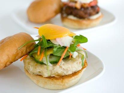 Fauxlafel Burger Recipes Burger Vegetarian Burger
