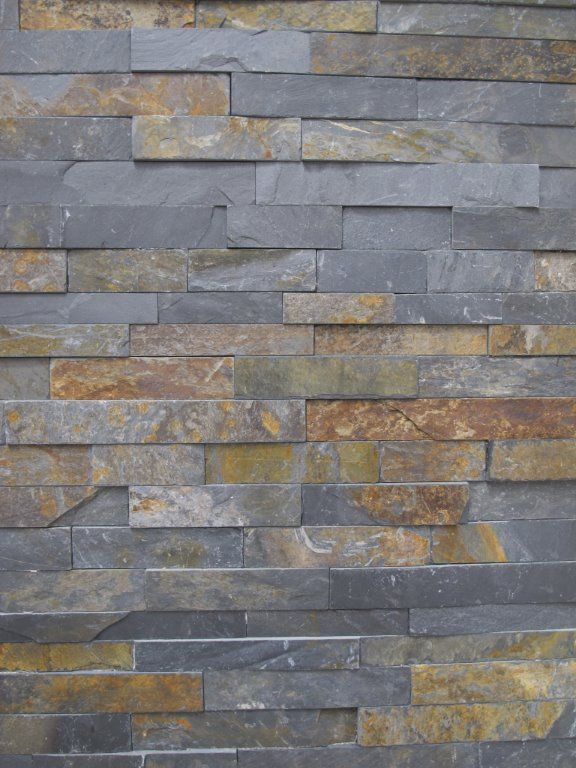 our range of natural stacked stone cladding are in veneer form rh pinterest com