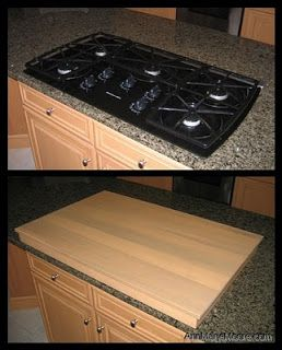 photo illustrating how you can maximize kitchen counter space rh pinterest com