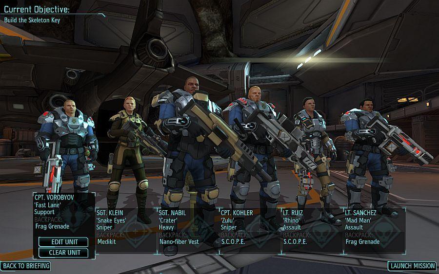 Best Xcom Enemy Unknown Squad Setup Unigamesity Enemy Squad Setup