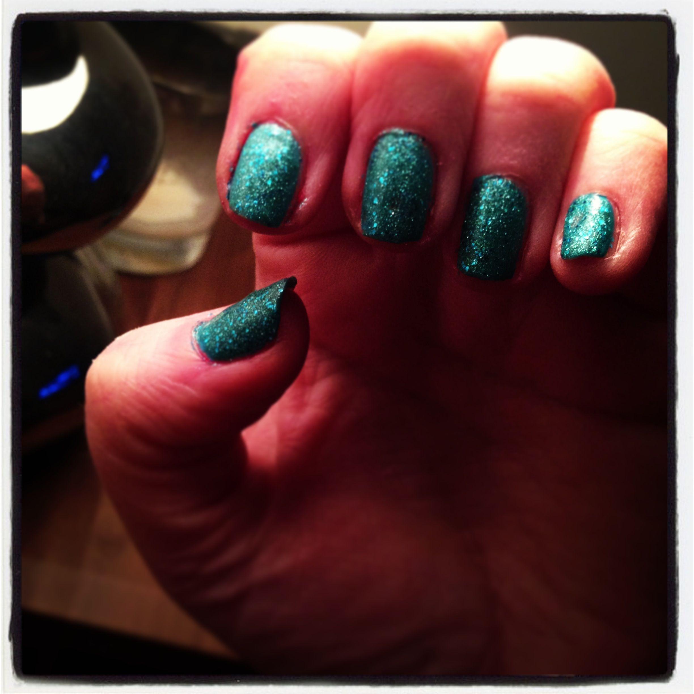 Spangly nails nails pinterest