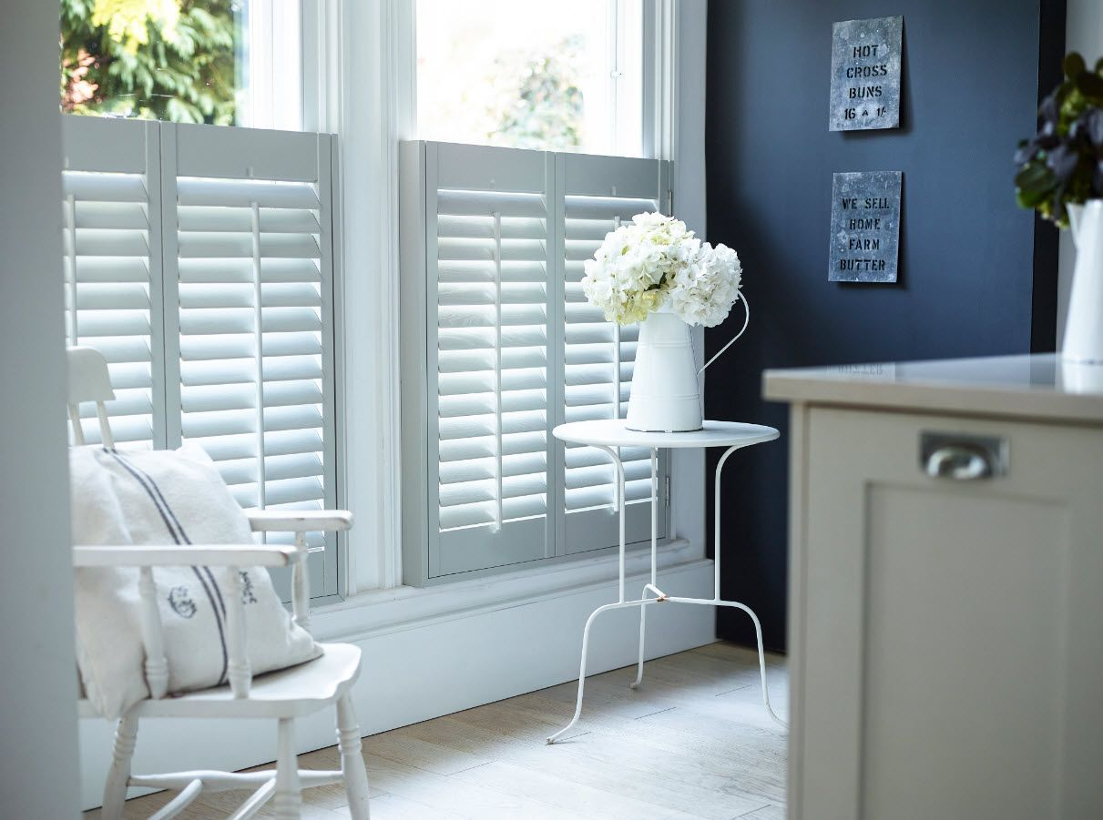 Chic ideas for cafestyle shutters image by The Shutter